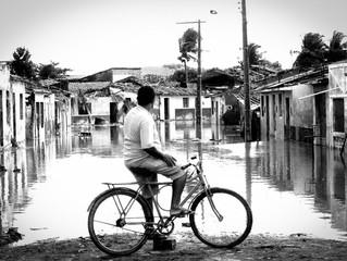 Desastres custam 1 Bolsa-Família por ano