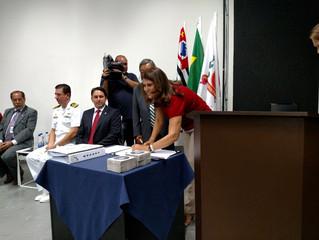 Ibama aprova Planos de Área dos portos de Santos/SP e Aratu/BA