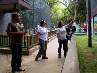 Parque Zoobotânico Arruda Câmara organiza Congresso de Zoológicos e Aquários
