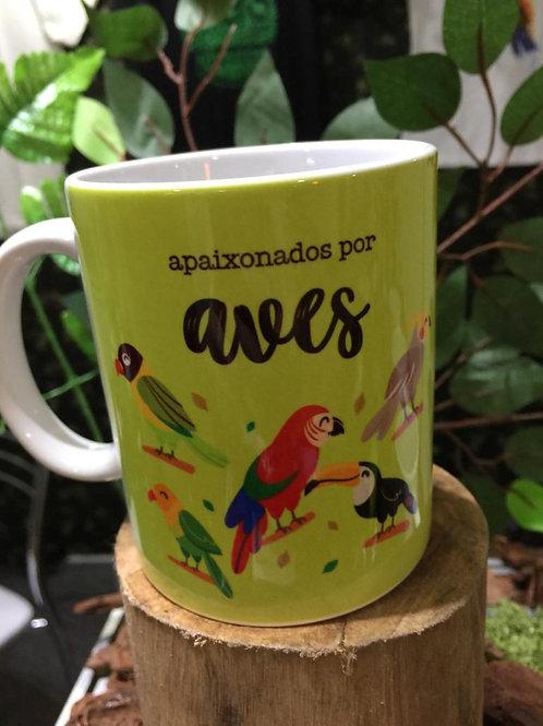 Caneca Aves