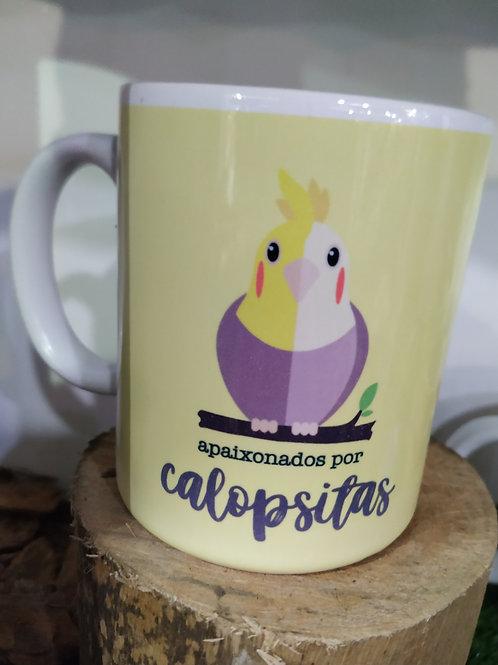 Caneca Calopsita