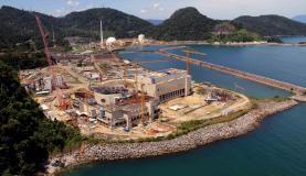 Eletronuclear busca locais para construção de novas usinas