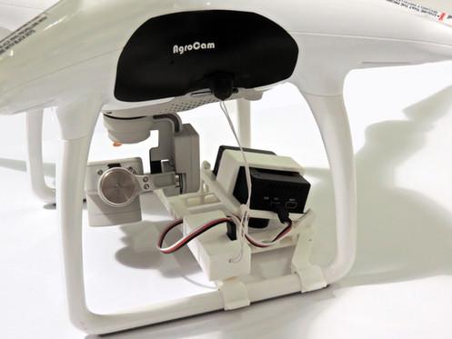 DJI Phantom 4 NDVI upgrade - single camera NDVI