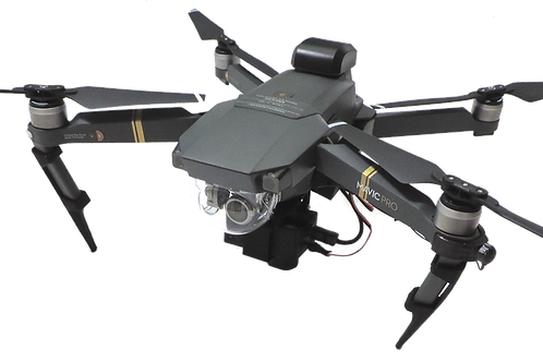 DJI Mavic 2 Enterprise Dual NDVI mapping drone