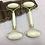 Thumbnail: White Jade Facial Roller Massage Double Roller-רולר אבן גייד לבנה