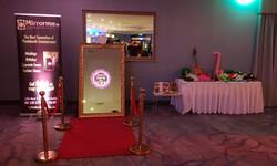 Mirrorme Setup in Diamond Coast Hotel Au