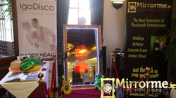 Mirrorme Booth 2