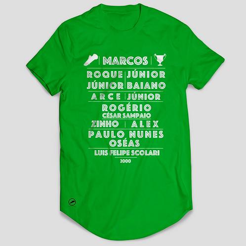 Camisa Máquina do Palmeiras - Verde