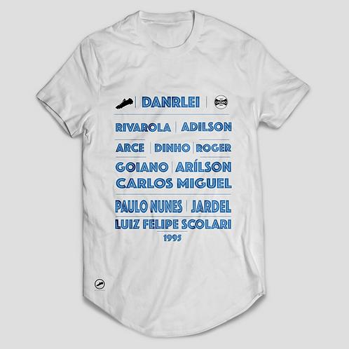 Camisa Máquina do Grêmio - Branca