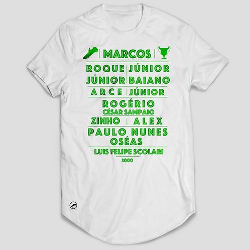 Camisa Máquina do Palmeiras - Branca