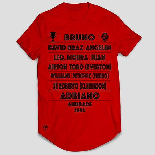 Camisa - A Máquina do Flamengo de 2009.