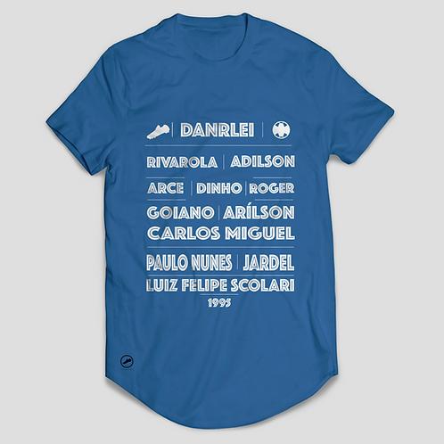 Camisa Máquina do Grêmio - Azul