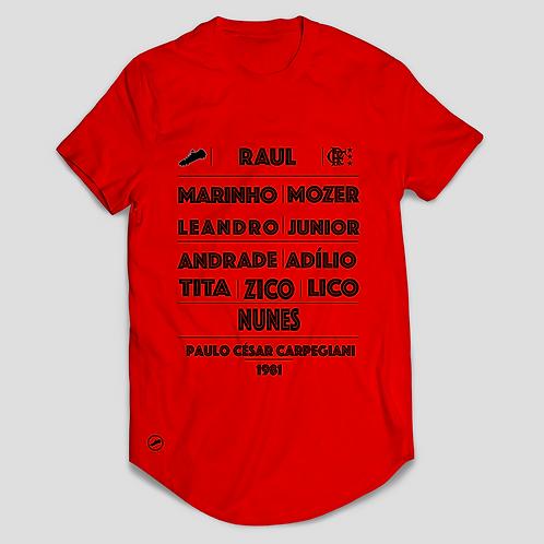 Camisa Máquina do Flamengo de 1981
