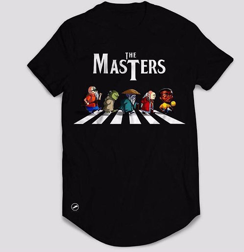 Camisa - The Masters