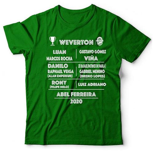 Camisa Máquina do Palmeiras - 2020