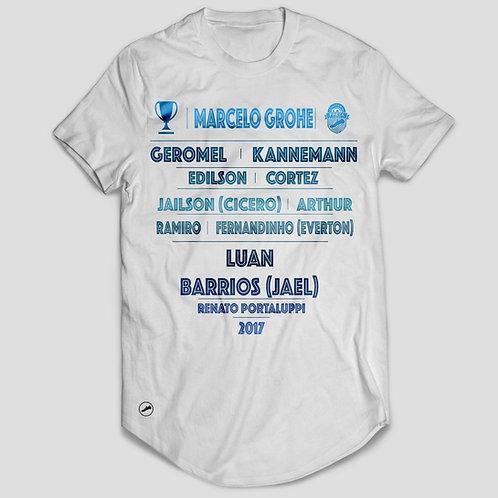 Camisa - Grêmio Campeão 2017