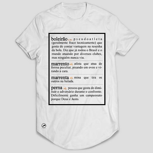 Camisa - Dicionário da Resenha