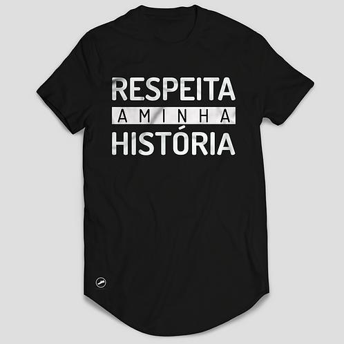 Camisa - Respeita a minha História!
