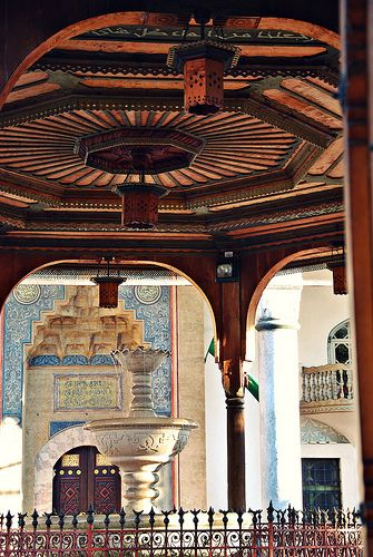 Go inside the Gazi Husrev-beg Mosque
