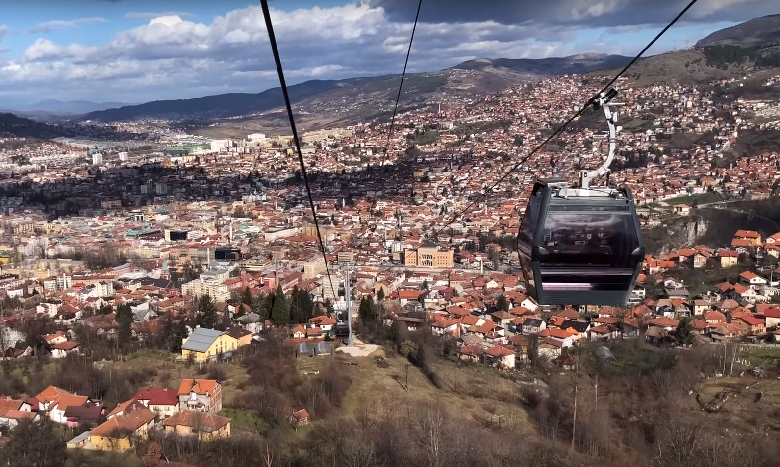 Take a ride with the Cable Car