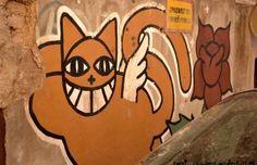 Look for Sarajevo street art