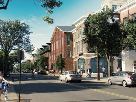 Governing Bodies & Courthouse Square Developer Consider Options and Set Open House