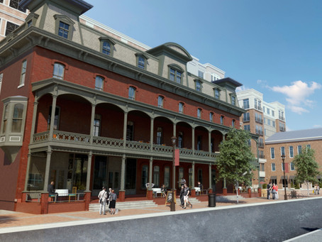 Union Hotel Redevelopment Clears Legal Hurdle