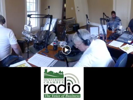 Hunterdon Chamber Radio Interview with Jack Cust