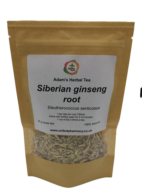 Digestive Relief Tea 50g - Premium Herbal Loose Tea Blend  - 100% Natural