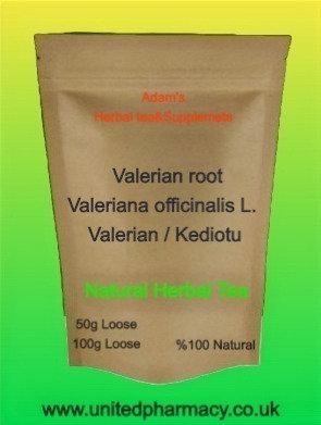 Valerian root (Valeriana officinalisL.) Valerian / Kediotu