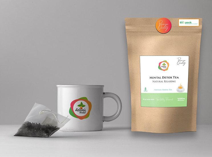 Mental Detox Herbal Tea Blend