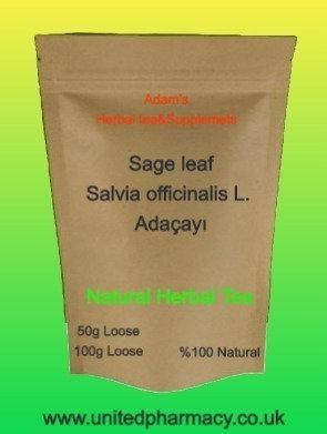 Sage leaf-Adacayi Salviae folium