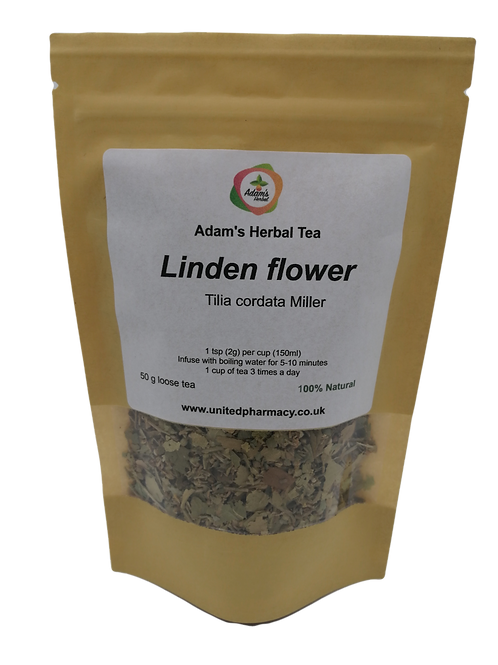 Linden Flower Premium Herbal Loose Tea -100% Natural Herbal Teas