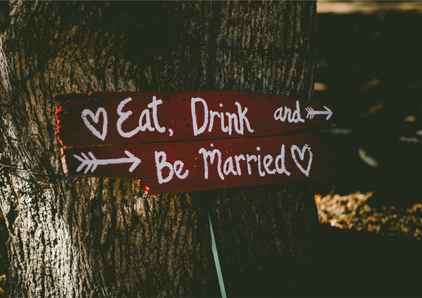 Eat. Drink. Be Married.