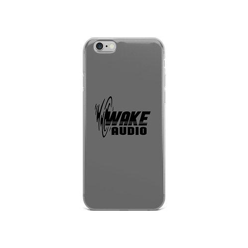 Wake Audio iPhone Case