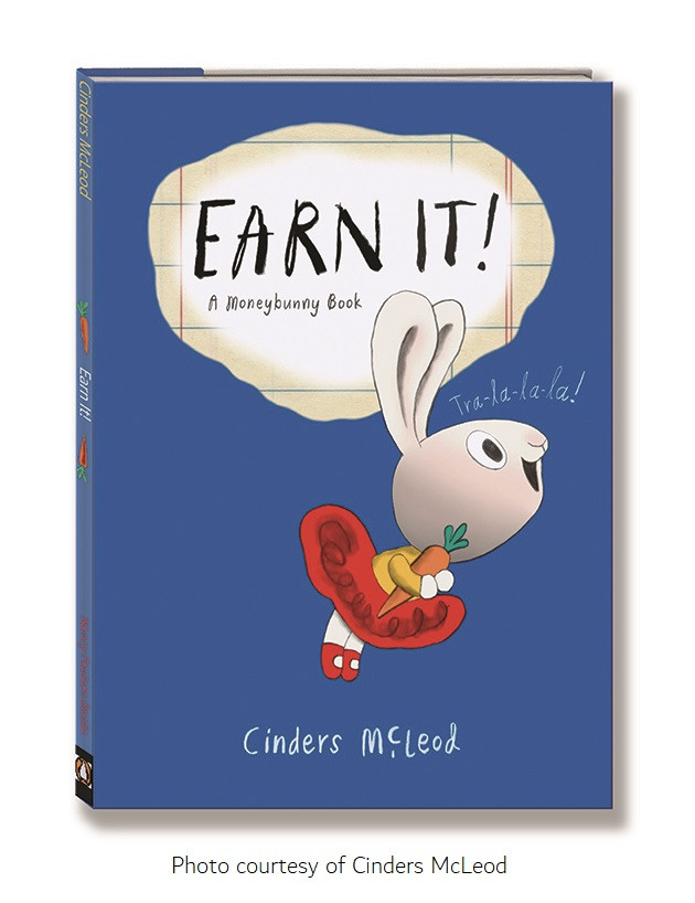 How to Teach Kids About Money With the Help of a Little Bunny
