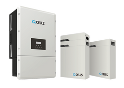 Q.HOME+ ESS ( 2 Batteries Angled)