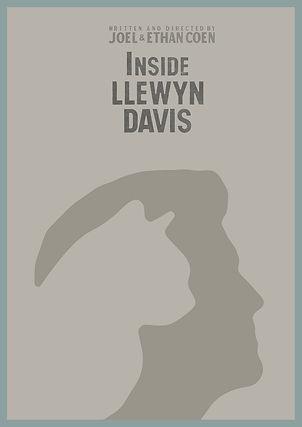 Inside Llewyn Davis Fan Poster