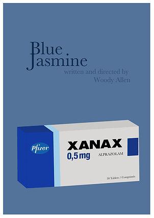 Blu Jasmine Fan Poster