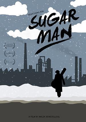 Sugar Man Fan Poster