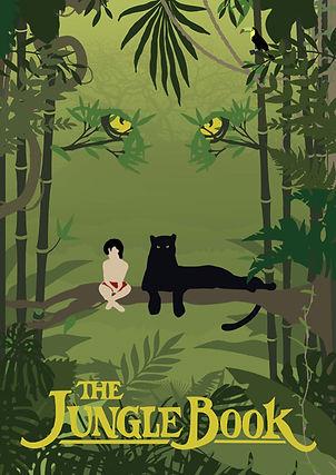 The Jungle Book Fan Poster