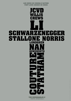 The Expendables Fan Poster