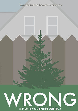Wrong Fan Poster