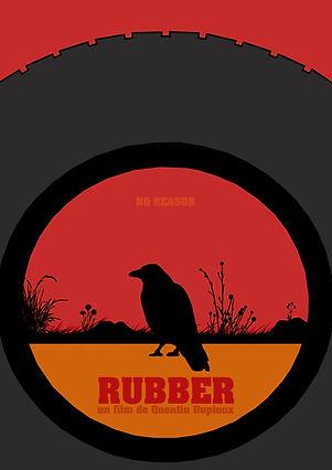 Rubber Fan Poster