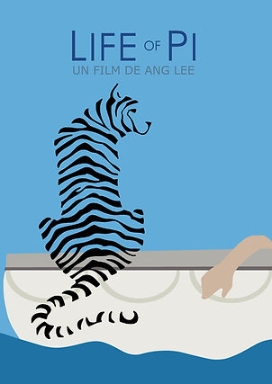 Life of Pi Fan Poster