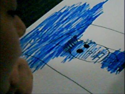 Le Rayon Bleu Joris Laquittant