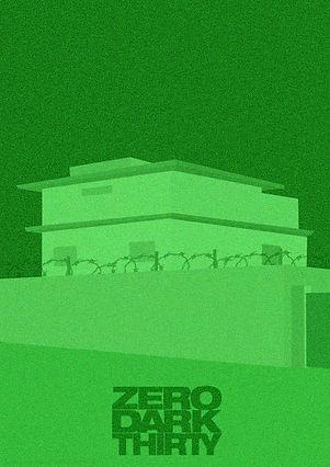 Zero Dark Thirty Fan Poster