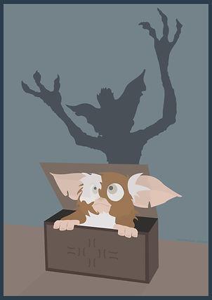 Gremlins Fan Poster