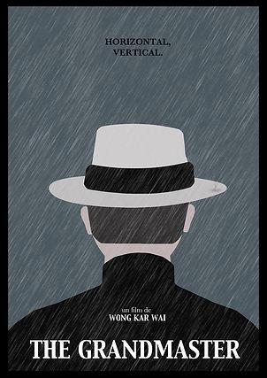 The grandmaster Fan Poster