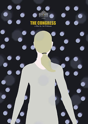 The Congress Fan Poster